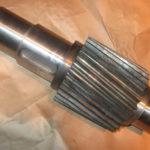 Промежуточный (Средний) вал-шестерня ОГМ-1,5